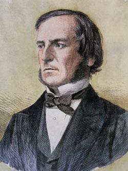 George Boole (1815--1864)