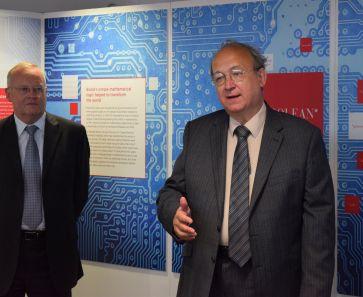 Speech by Prof A. Borovik, Trustee of LMS