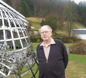 Prof Otto Kegel in Oberwolfach, 2010
