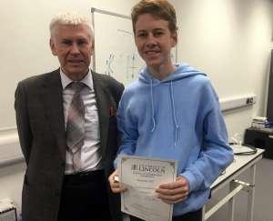 Alex Blake - First prize